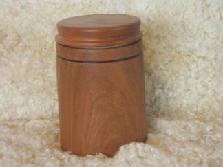 Pot en bois de cerisier