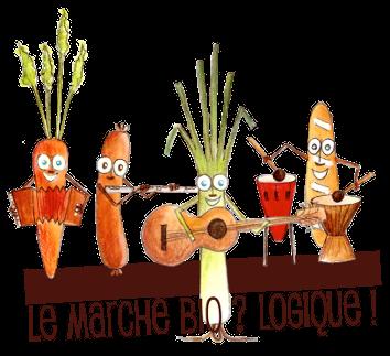 Marché bio de Chambéry