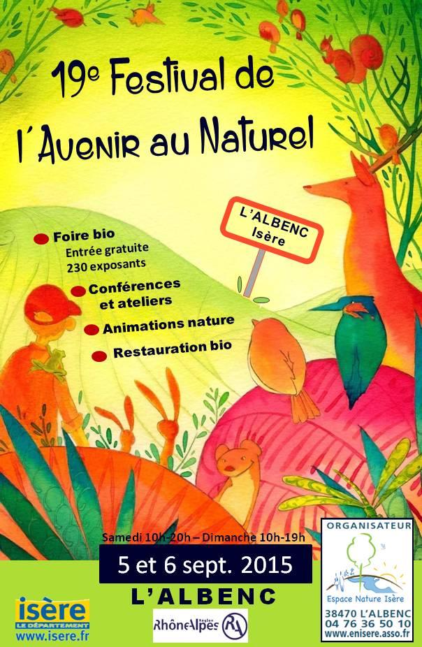 Foire bio en Rhône-Alpes