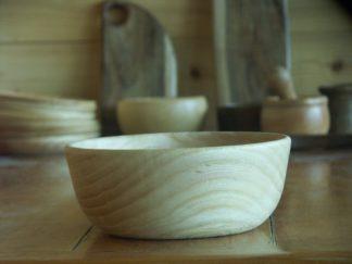 Saladier en bois de frêne