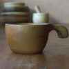Kuksa en bois d'érable, fabrication artisanale, pièce unique