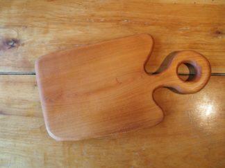 Planche à découper en bois de merisier