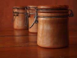 Pot à épice en bois, plusieurs modèles originaux pour votre cuisine