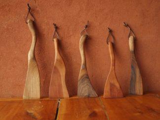 Spatules en bois
